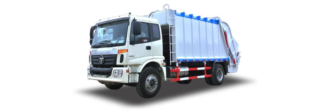 Продажа мусоровозов