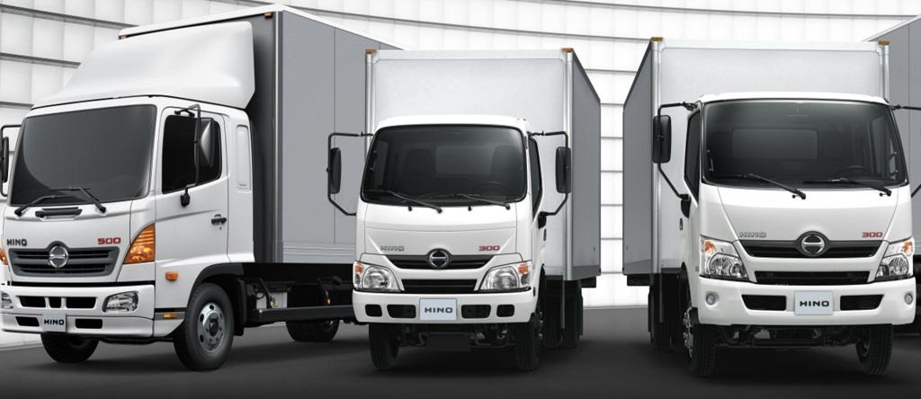 Купить грузовик Hino
