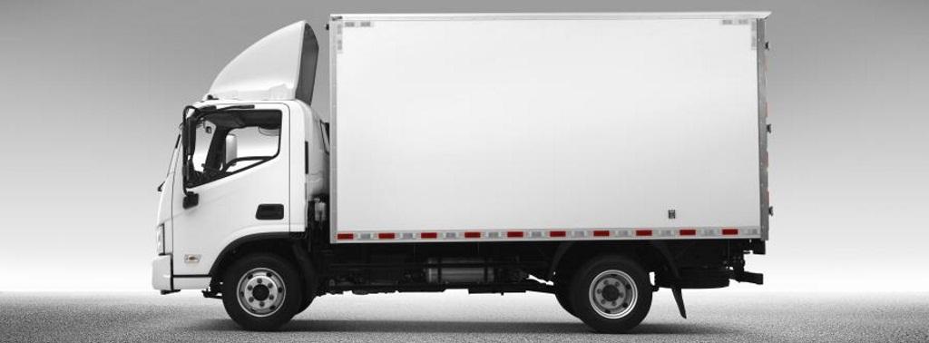 Купить грузовой промтоварный фургон