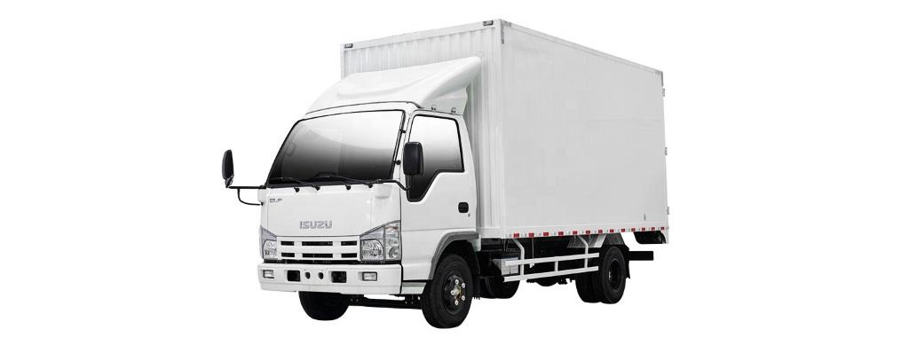 Купить грузовик изотермический фургон