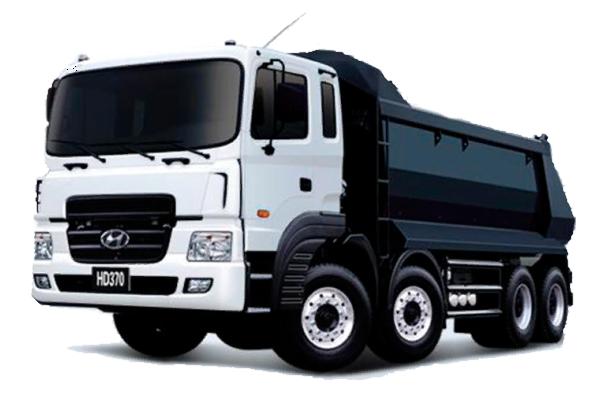 Hyundai HD370(380)